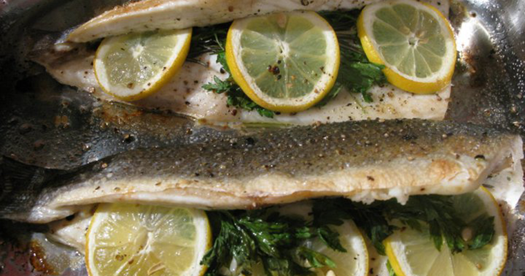 Oven baked fish peshk n furr mimis recipes for Broil fish in oven