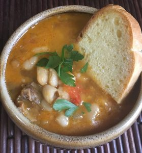 White Bean Stew 2