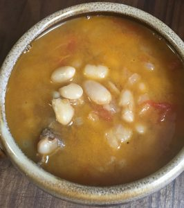 White Bean Stew 4